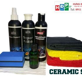 Ceramic Coating 9H – Phủ ceramic ô tô