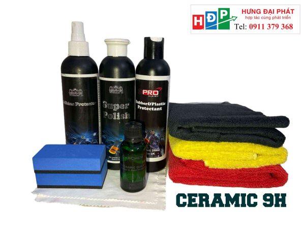 Ceramic coating 9h