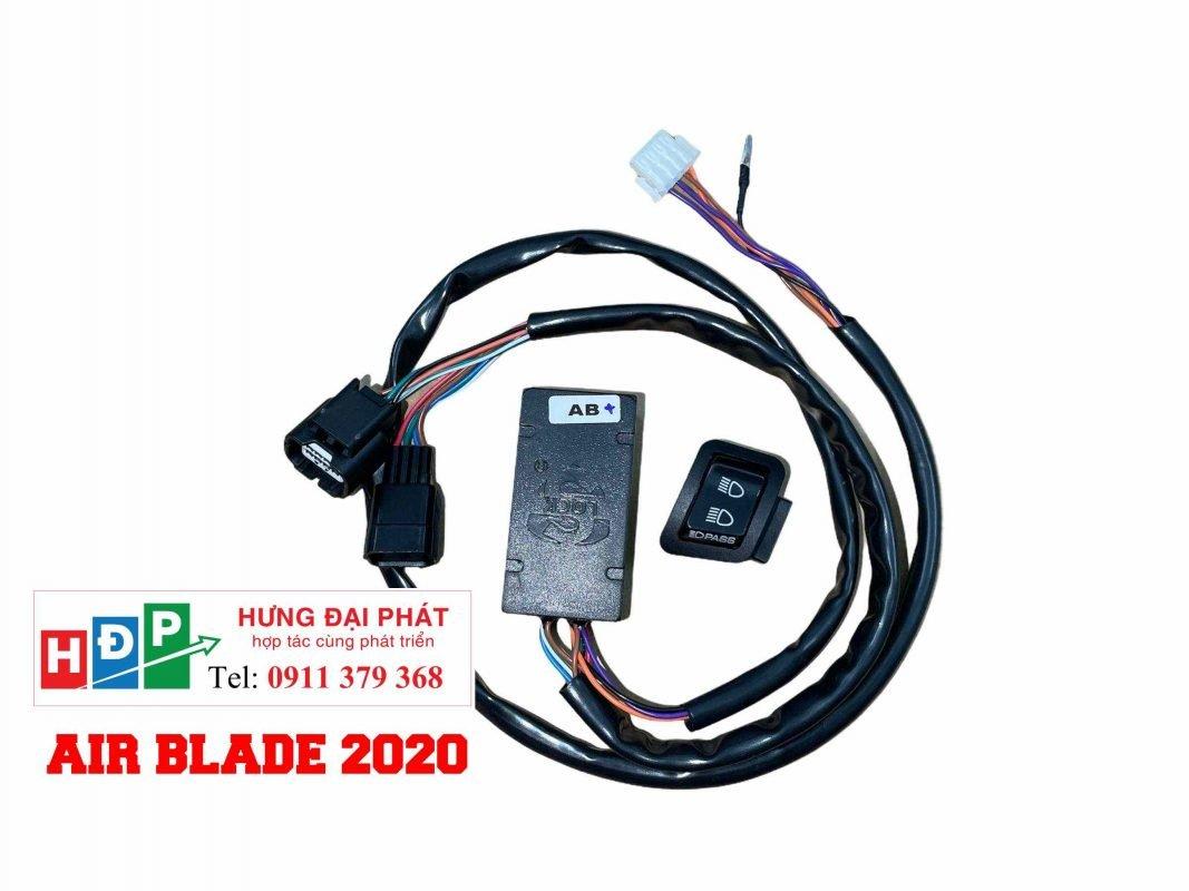 tắt đèn xe ab 2020