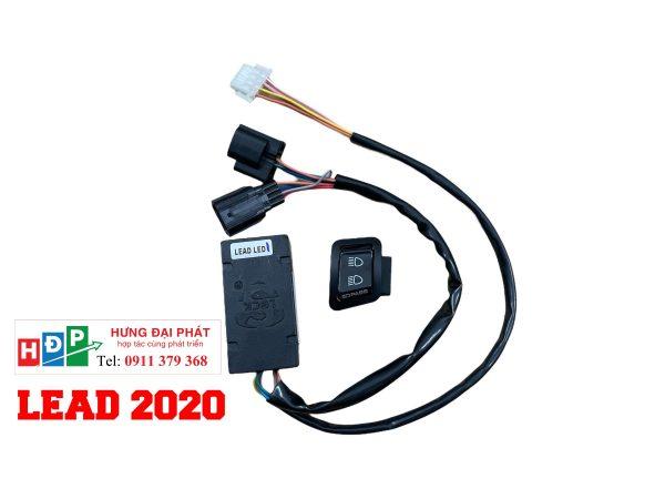 mạch tắt đèn xe lead 2020