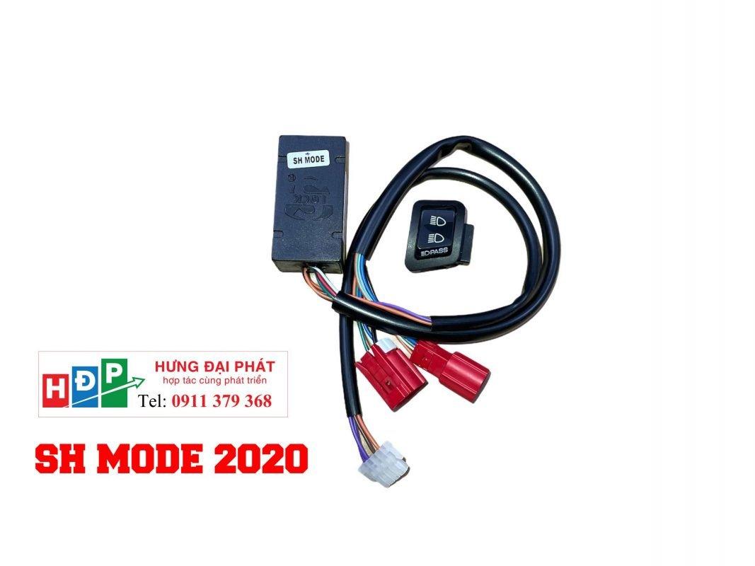 tắt đèn xe sh mode 2020