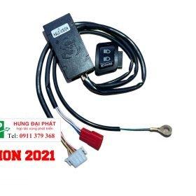 Hướng dẫn cách tắt đèn xe vision 2021