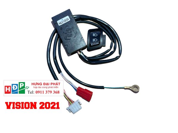 mạch tắt đèn xe vision 2021