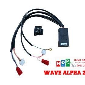 Hướng dẫn tắt đèn xe wave rsx 2020 / Wave alpha 2020