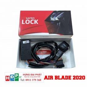 Hướng dẫn cách tắt đèn xe AB 2020 ( AirBlade )