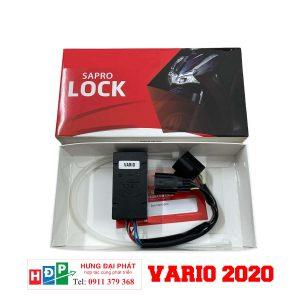 Hướng dẫn cách tắt đèn xe vario 2020