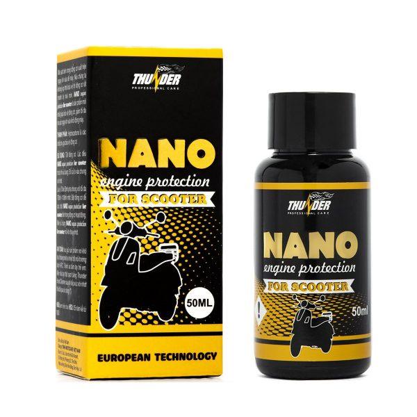 Nano bảo vệ động cơ xe ga