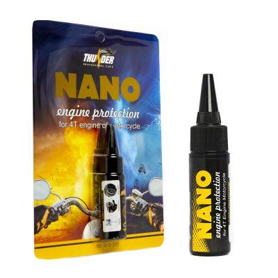 Nano bảo vệ động cơ xe số