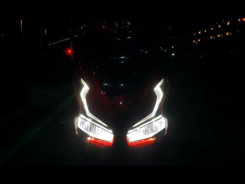tắt đèn xe honda 2020