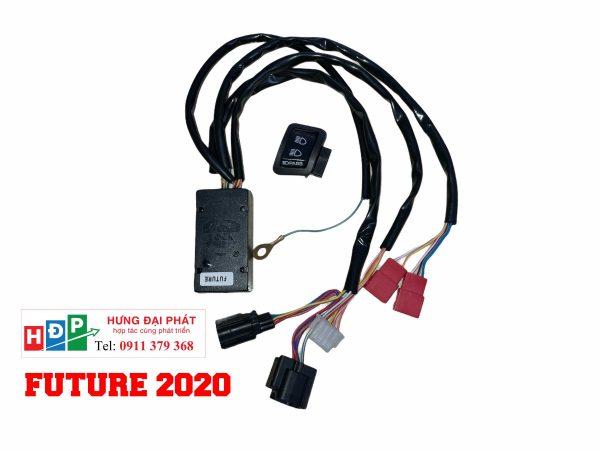 tắt đèn xe future 2020