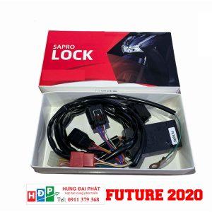 Hướng dẫn cách tắt đèn xe future 2020