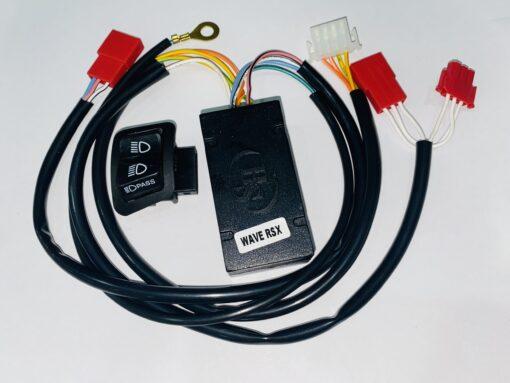 mạch tắt đèn xe wave rsx 2020