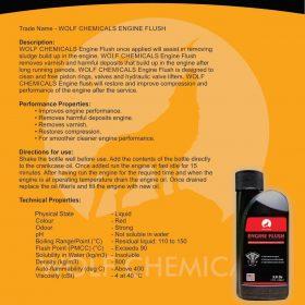 Dung Dịch Súc Rửa Động Cơ Xe Máy – Wolf Chemicals 3,5oz